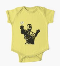 "Robocop ""likes flowers"" Kids Clothes"