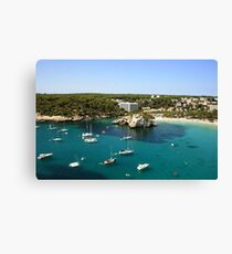 Cala Galdana, Menorca Canvas Print