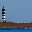 Lighthouse, Menorca by Wayne Gerard Trotman
