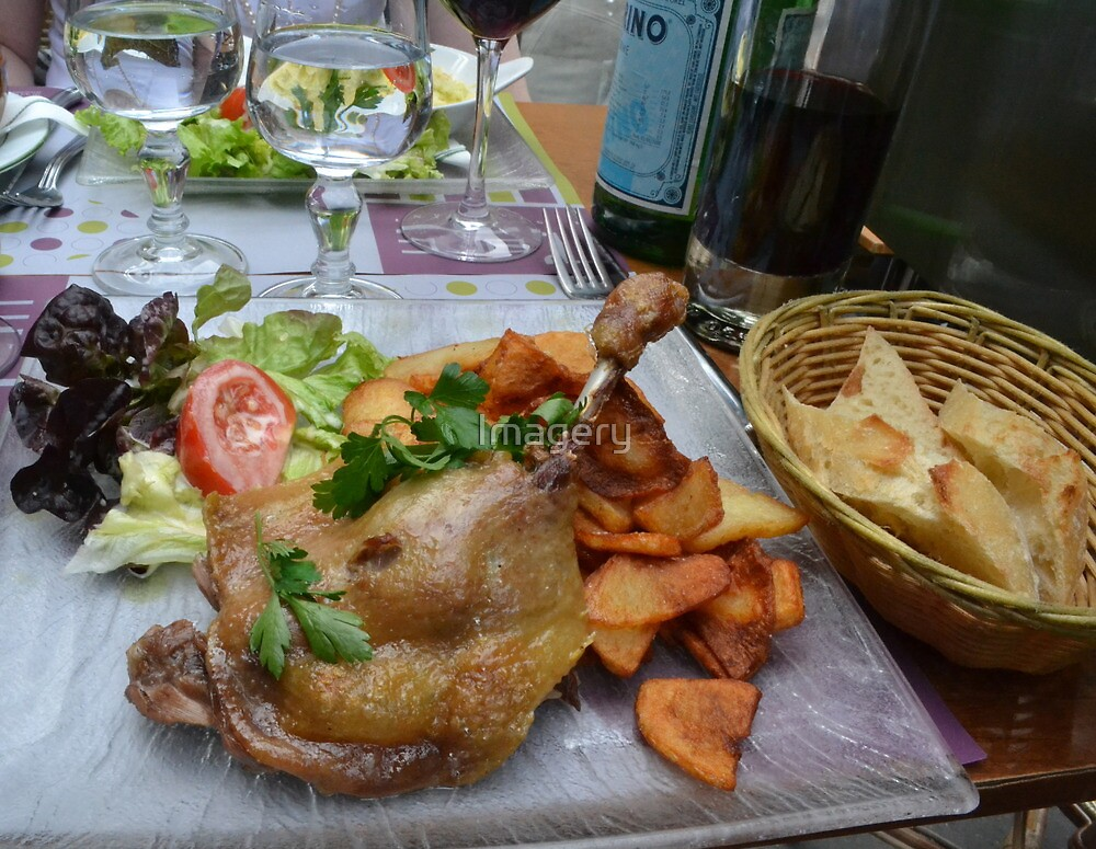 Le Canard Confit by Imagery