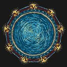 Starry Gate by girardin27