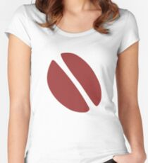 Coffee Bean Women's Fitted Scoop T-Shirt