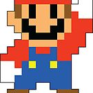 Super Mario Maker - Modern Mario Costume Sprite by NiGHTSflyer129