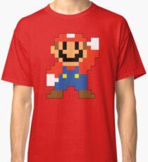 Super Mario Maker - Modern Mario Costume Sprite Classic T-Shirt