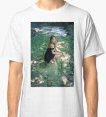Mari in the river Classic T-Shirt