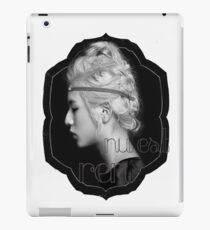 Ren- NU'EST iPad Case/Skin