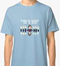 MGMT - Your Life Is a Lie Classic T-Shirt