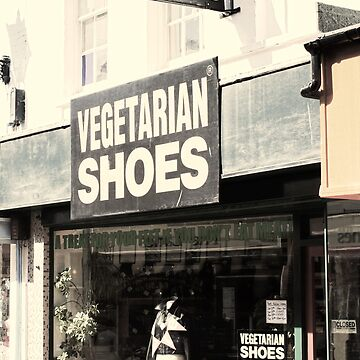 Vegetarian Shoes by Jasna