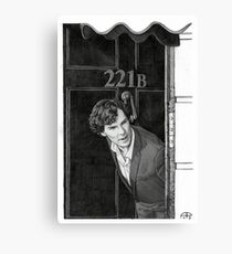 221b Canvas Print