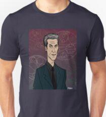 Clock strikes 12 Unisex T-Shirt