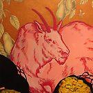 Goat by artbytego