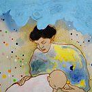 Mother and Child by artbytego