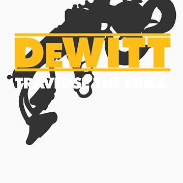 DeWitt Power Tools by veyda92