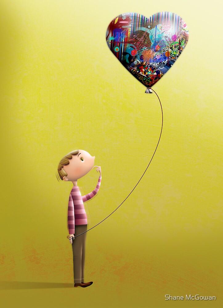 The Coloured Balloon by Shane McGowan