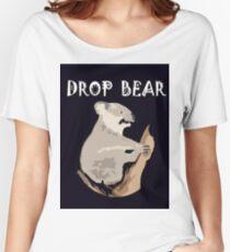 DROP BEAR Women's Relaxed Fit T-Shirt