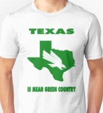 NCAA North Texas Country Shirt Unisex T-Shirt
