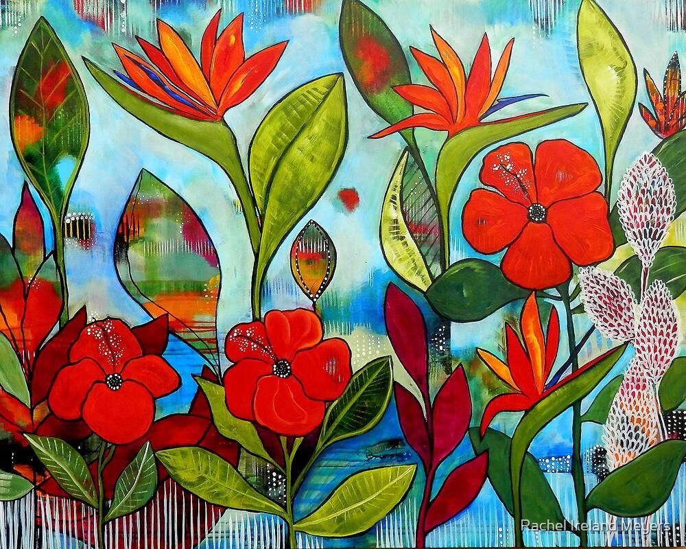 Tropical Fusion by Rachel Ireland-Meyers
