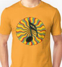 Summertime Semiquaver -  16th Note Music Symbol Unisex T-Shirt