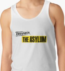 Insanity The Asylum Tank Top