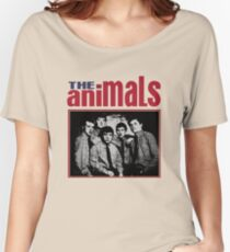 The Animals Band Women's Relaxed Fit T-Shirt