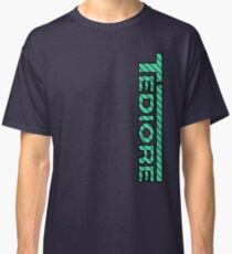 Tediore Carbon Logo Classic T-Shirt