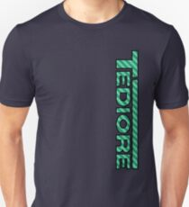 Tediore Carbon Logo Unisex T-Shirt