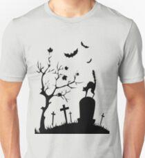 THE GRAVEYARD T SHIRT Unisex T-Shirt