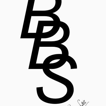 BBS Chain Logo by BBANDSCRIBBLE