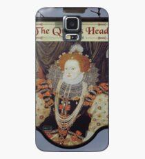 The Queen's Head Hülle & Klebefolie für Samsung Galaxy