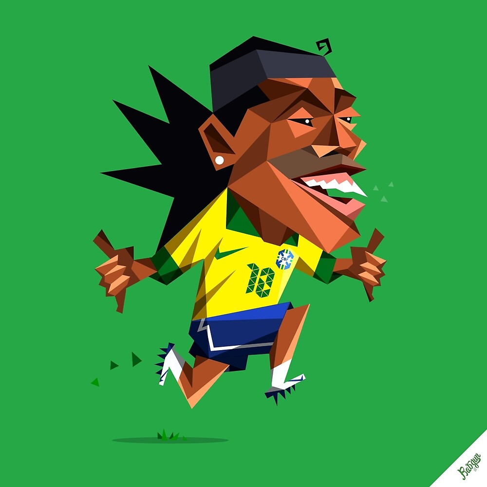 Ronaldinho Soccerminionz by Robin Gundersen
