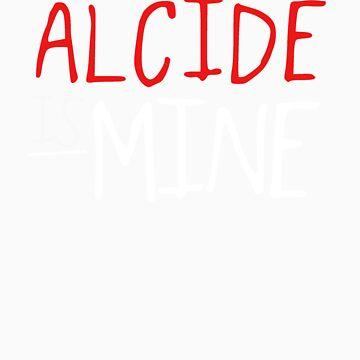 Alcide Is Mine- True Blood by TVdesigns