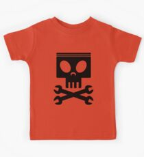 Jolly Wrenches - Planes Kids Tee