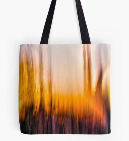 The Burn Tote Bag