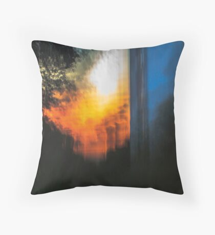 The Ordinary Is A Prison Throw Pillow