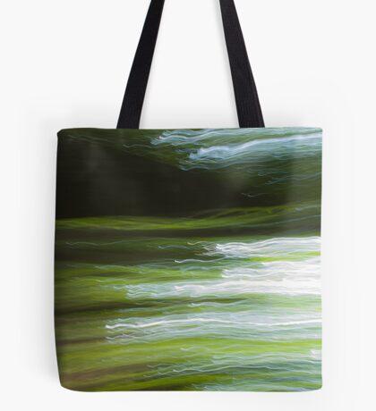 Fleeting Waves Tote Bag