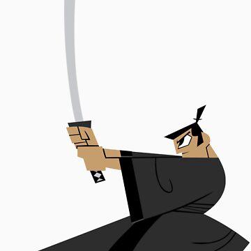 SAMURAI KING T SHIRT by GeekShirtsHQ