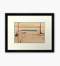 International L-120 series Framed Print