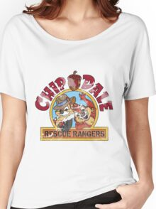 Chip and Dale Women's Relaxed Fit T-Shirt