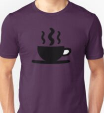 Coffee Cup Unisex T-Shirt