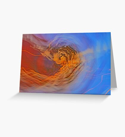 Embyronic Greeting Card