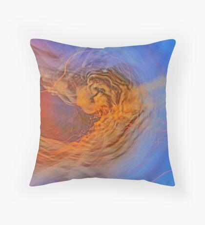 Embyronic Throw Pillow