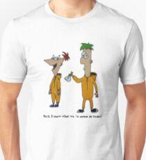 Heisenferb Unisex T-Shirt