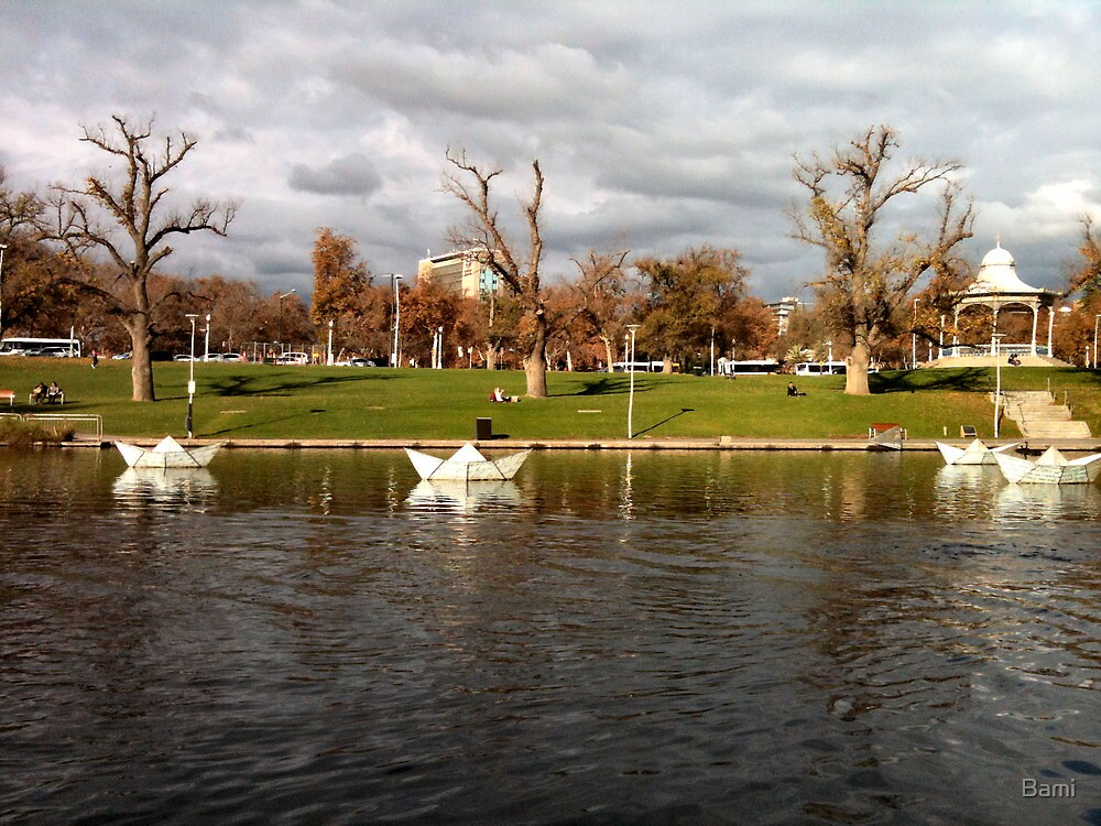 Adelaide Riverside by Bami