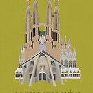 La Sagrada Familia by ToriTori