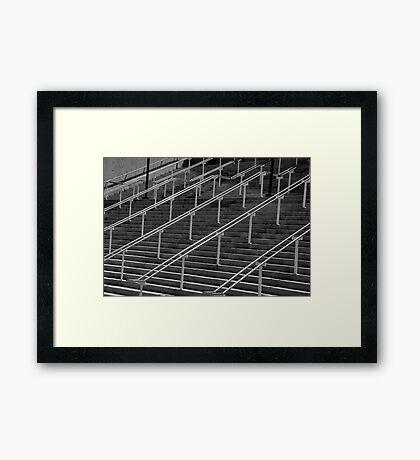 Slides Framed Print