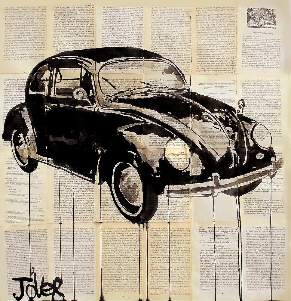 beetle by Loui  Jover