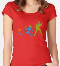 Hero Evolution Women's Fitted Scoop T-Shirt