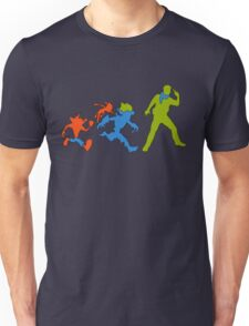 Hero Evolution Unisex T-Shirt