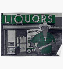 Liquors Poster