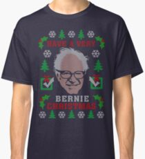 Bernie Sanders Christmas Sweater: T-Shirts   Redbubble
